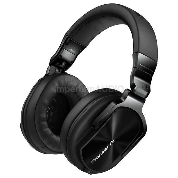 Pioneer HRM 6 Słuchawki przewodowe nauszne dla DJ ów