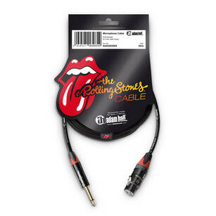 ADAM HALL K6MFP THE ROLLING STONES XLR - JACK 3m